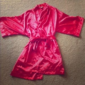 Victoria's Secret Silky Robe